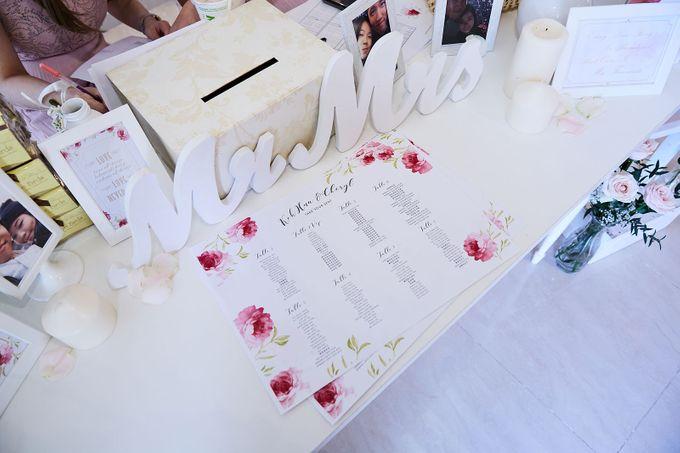 Kok Hua and Cheryl Wedding by Megu Weddings - 017