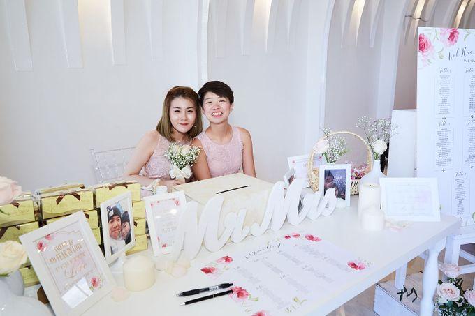 Kok Hua and Cheryl Wedding by Megu Weddings - 020