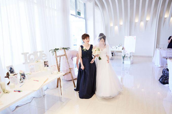 Kok Hua and Cheryl Wedding by Megu Weddings - 028