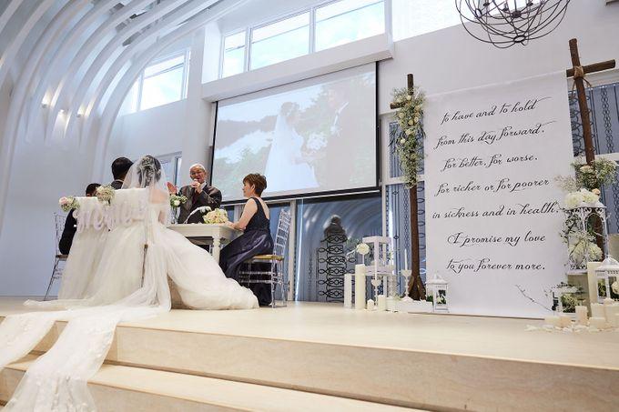 Kok Hua and Cheryl Wedding by Megu Weddings - 030