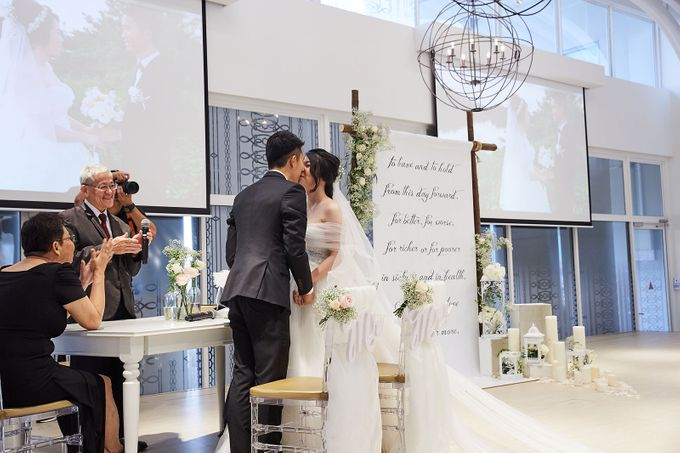 Kok Hua and Cheryl Wedding by Megu Weddings - 032