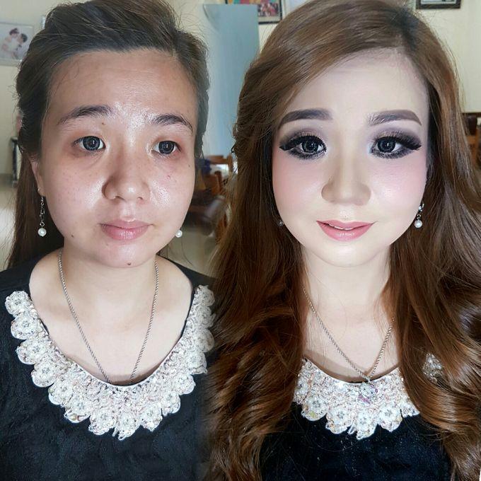 Makeup Prewedding for Ms Cyntia Joo by The Bridea - 004