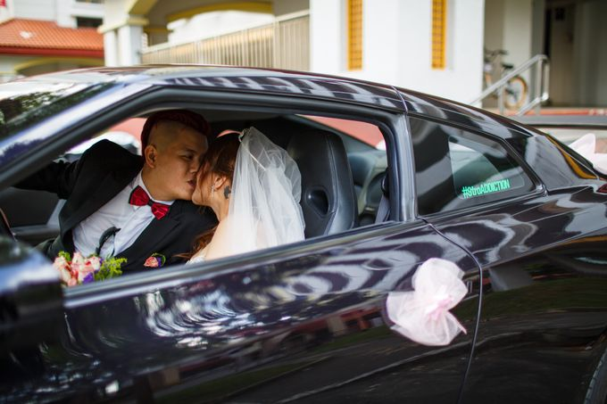 Actual Day Wedding Morning Highlights by Weili Yip Creations - 006