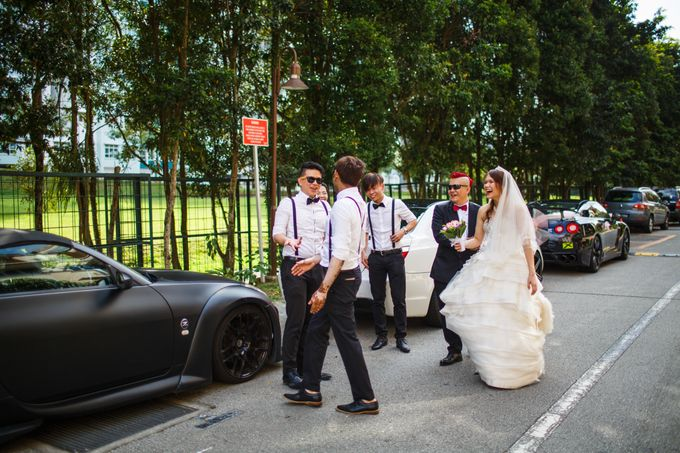 Actual Day Wedding Morning Highlights by Weili Yip Creations - 008
