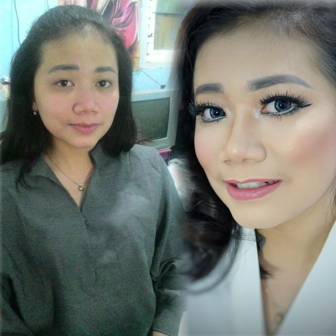 bride by VidJei Makeup - 008
