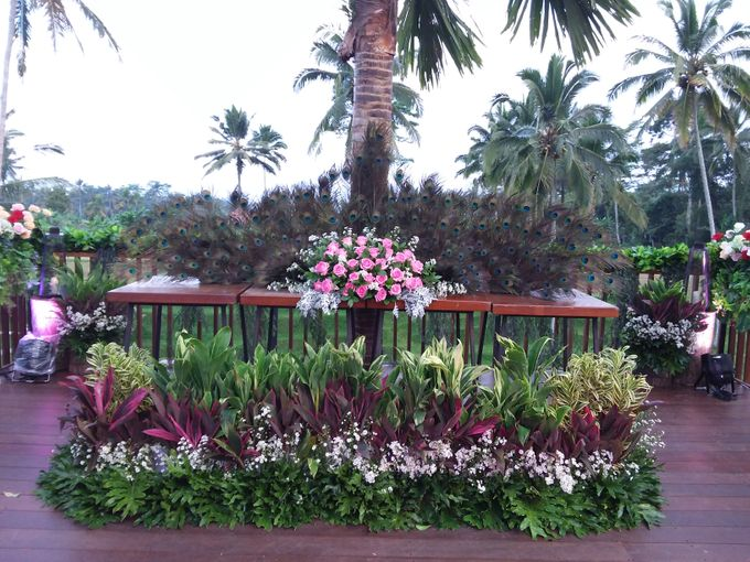 Wedding Decoration by Home Smile Florist - 001