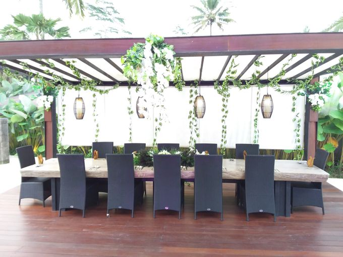 Wedding Decoration by Home Smile Florist - 004