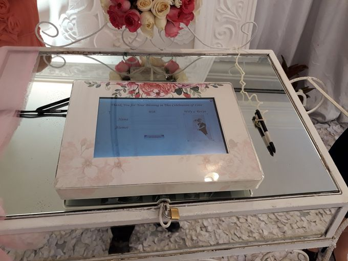 Wely & Rezya - 22 July 2017 by LUVI - Digital Wedding guest book - 001