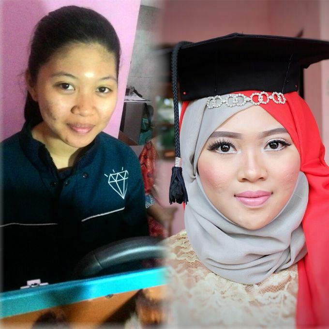 Graduation makeup by VidJei Makeup - 003