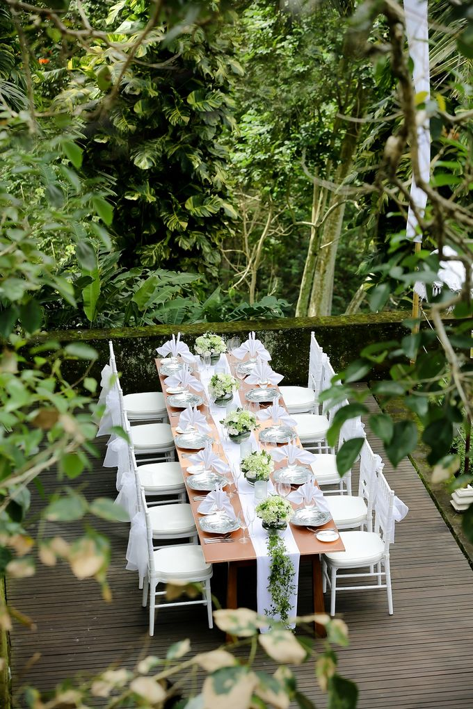 Maya Ubud Wedding Package by Maya Ubud Resort & Spa - 003
