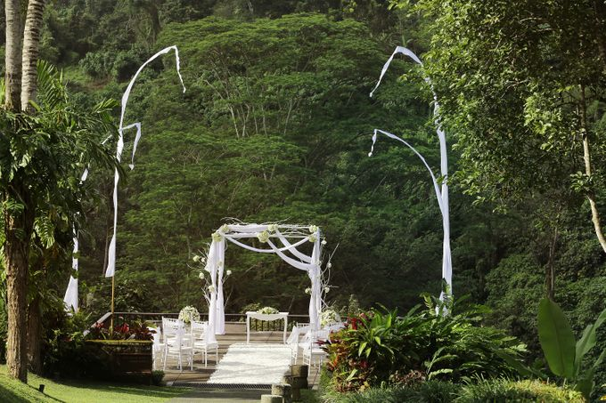 Maya Ubud Wedding Package by Maya Ubud Resort & Spa - 015
