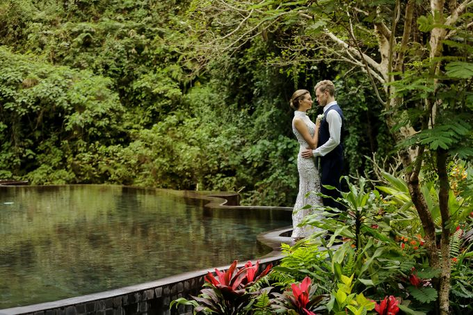 Maya Ubud Wedding Package by Maya Ubud Resort & Spa - 011