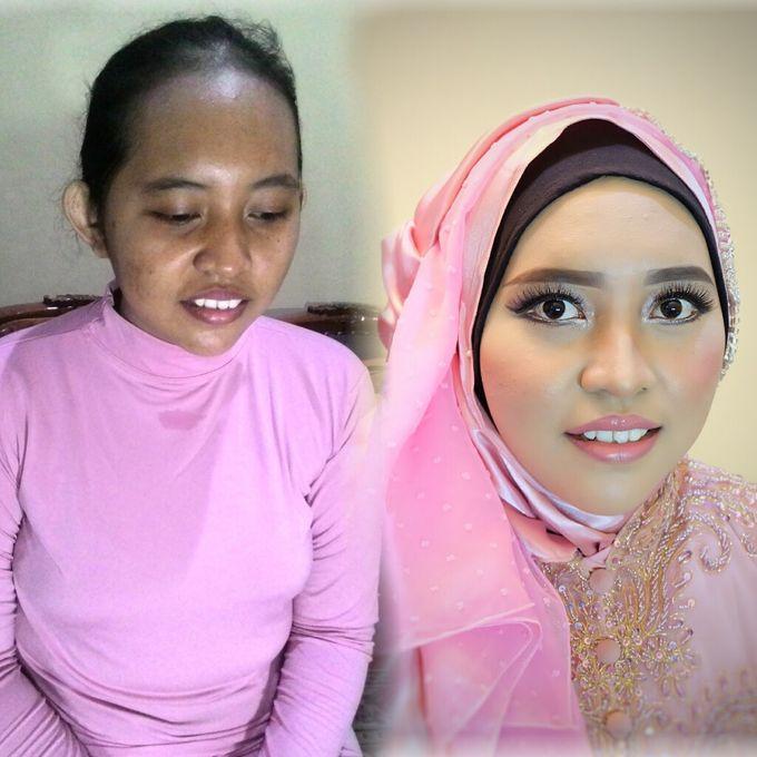 Graduation makeup by VidJei Makeup - 012