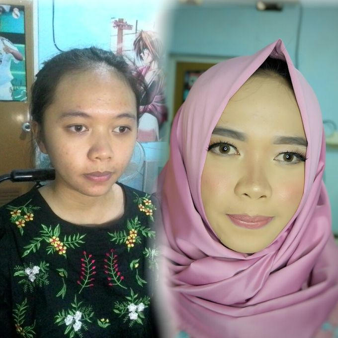 Graduation makeup by VidJei Makeup - 006