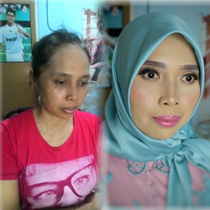 Graduation makeup by VidJei Makeup - 016