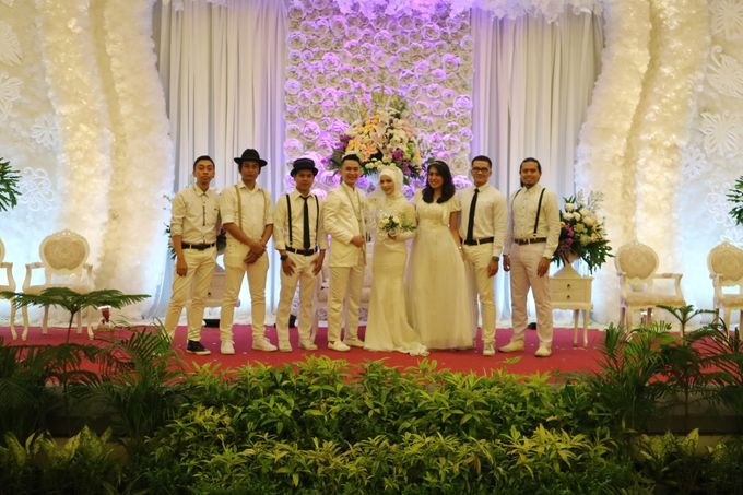 Wedding Ceremony Dhara & Fadil 8 Sep 2017 by harmony banquet halls - 001