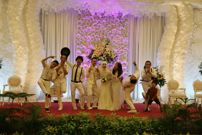 Wedding Ceremony Dhara & Fadil 8 Sep 2017 by harmony banquet halls - 004