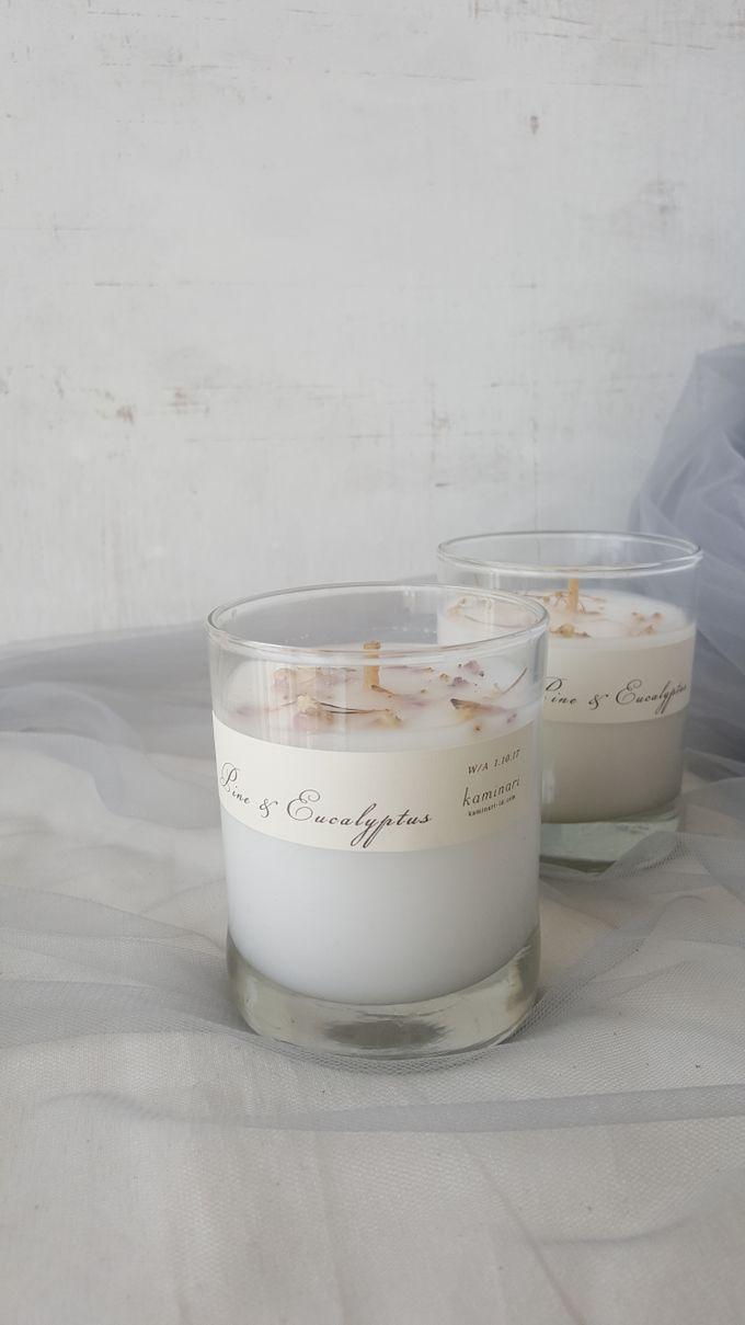 Custom Size Votive Candle | Packaging: Soft Box by Kaminari - 002