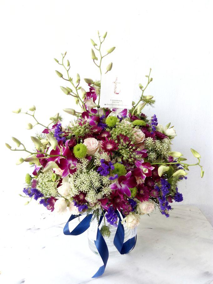 Vase Arrangement by Tiffany's Flower Room - 010