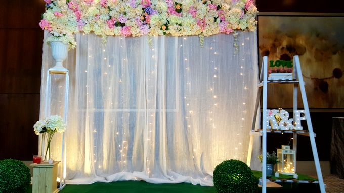Sweetiest Marriage to Kelvin and Peina by Carlton Hotel Singapore - 018