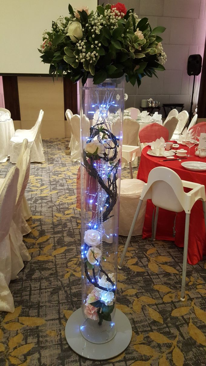 Sweetiest Marriage to Kelvin and Peina by Carlton Hotel Singapore - 009