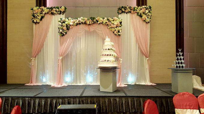 Sweetiest Marriage to Kelvin and Peina by Carlton Hotel Singapore - 011