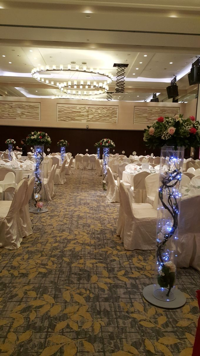 Sweetiest Marriage to Kelvin and Peina by Carlton Hotel Singapore - 010
