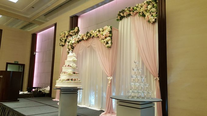 Sweetiest Marriage to Kelvin and Peina by Carlton Hotel Singapore - 012