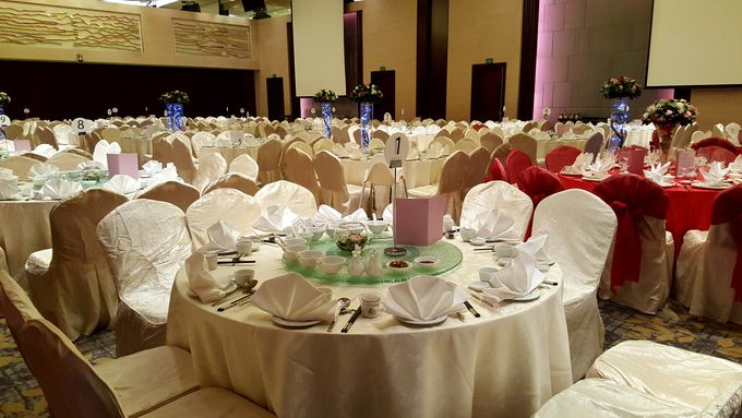 Sweetiest Marriage to Kelvin and Peina by Carlton Hotel Singapore - 007