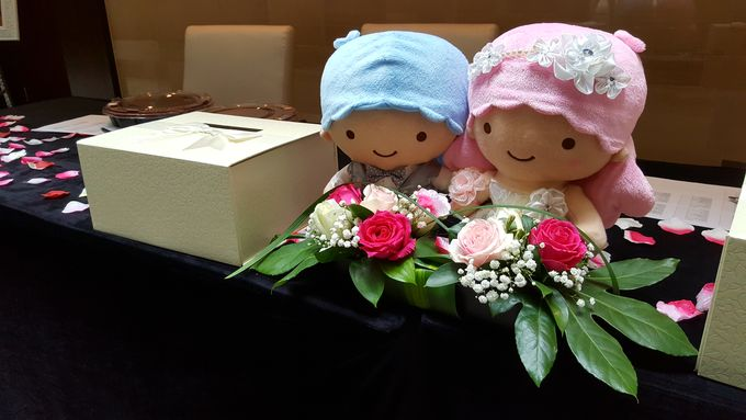 Sweetiest Marriage to Kelvin and Peina by Carlton Hotel Singapore - 004