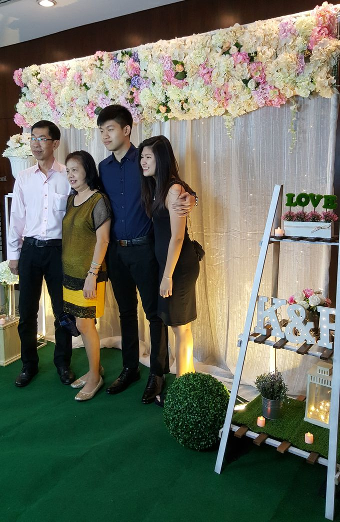 Sweetiest Marriage to Kelvin and Peina by Carlton Hotel Singapore - 020