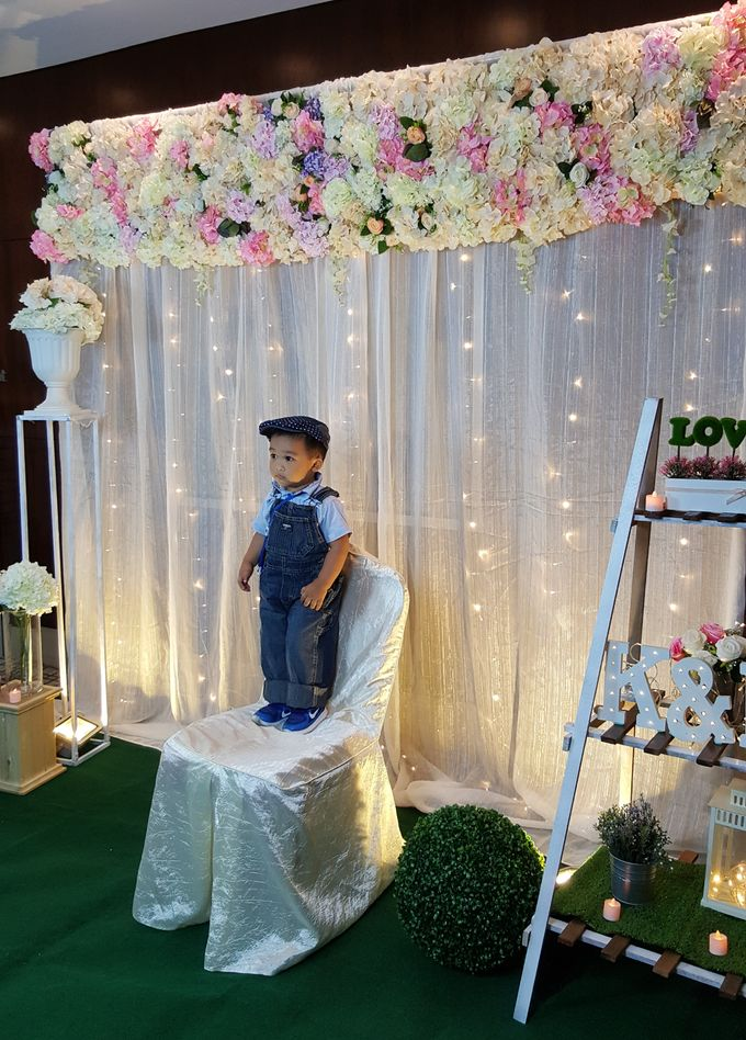 Sweetiest Marriage to Kelvin and Peina by Carlton Hotel Singapore - 019