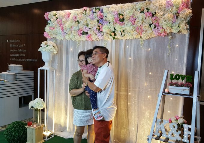 Sweetiest Marriage to Kelvin and Peina by Carlton Hotel Singapore - 021
