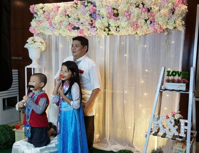 Sweetiest Marriage to Kelvin and Peina by Carlton Hotel Singapore - 022