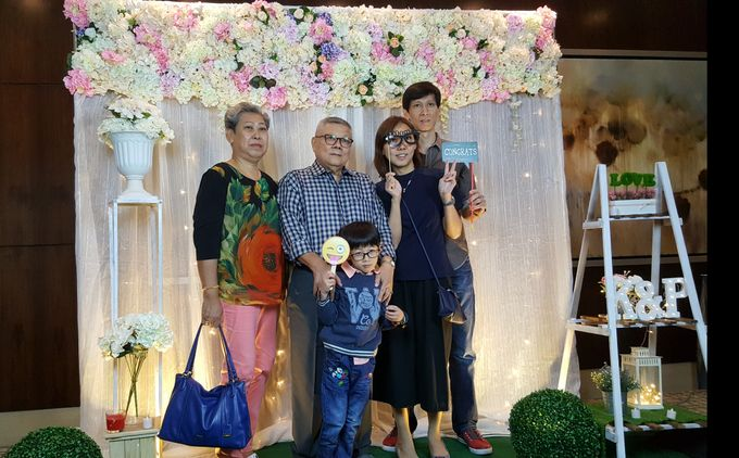 Sweetiest Marriage to Kelvin and Peina by Carlton Hotel Singapore - 023