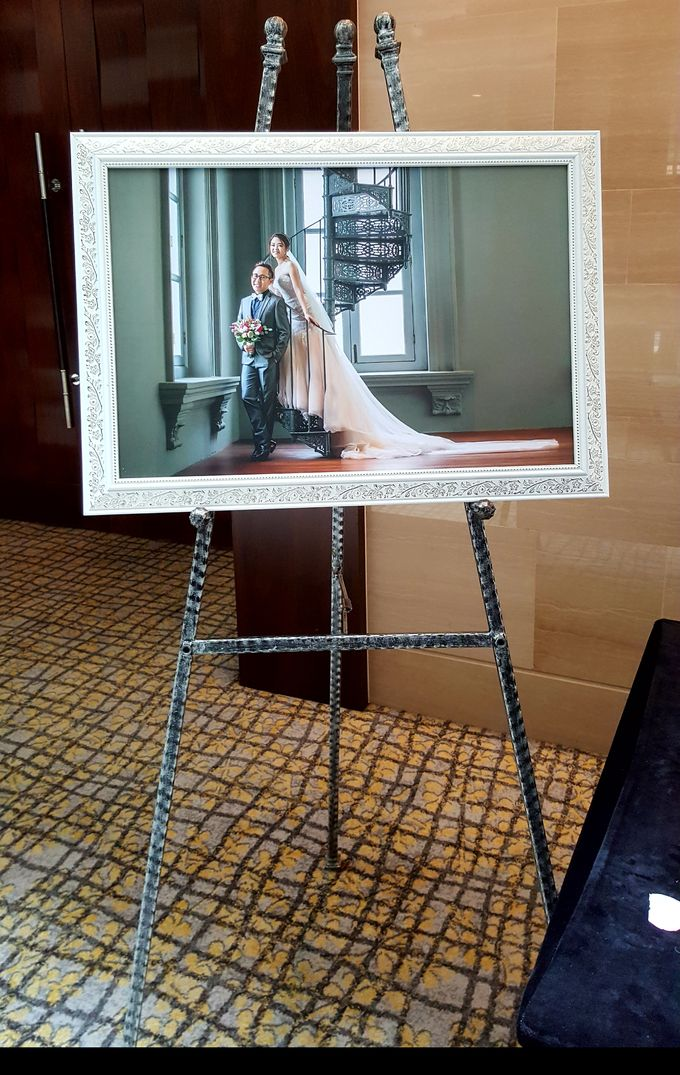 Sweetiest Marriage to Kelvin and Peina by Carlton Hotel Singapore - 002