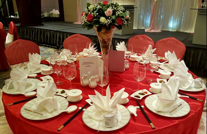 Sweetiest Marriage to Kelvin and Peina by Carlton Hotel Singapore - 008