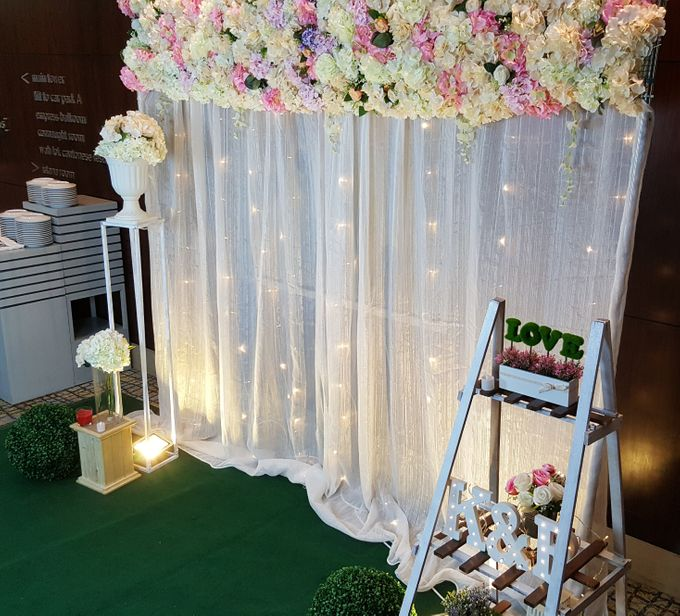 Sweetiest Marriage to Kelvin and Peina by Carlton Hotel Singapore - 017