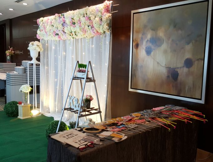 Sweetiest Marriage to Kelvin and Peina by Carlton Hotel Singapore - 016