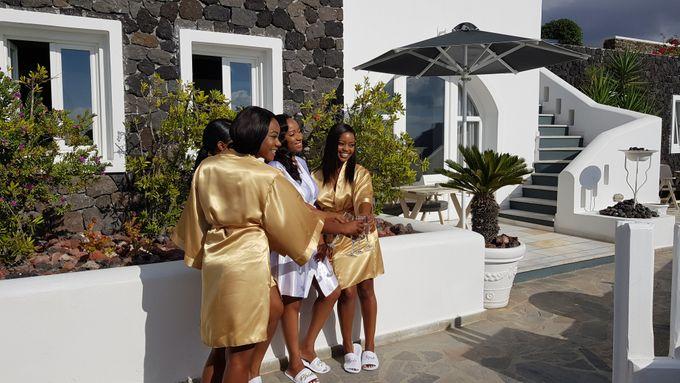 Destination Wedding in Santorini by Designer Wedding Planner - 006