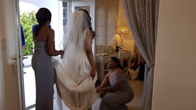 Destination Wedding in Santorini by Designer Wedding Planner - 011
