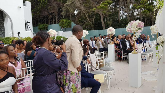 Destination Wedding in Santorini by Designer Wedding Planner - 012
