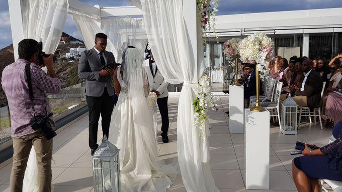 Destination Wedding in Santorini by Designer Wedding Planner - 003