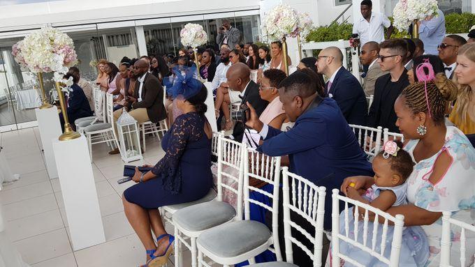 Destination Wedding in Santorini by Designer Wedding Planner - 004