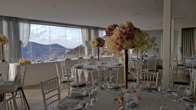 Destination Wedding in Santorini by Designer Wedding Planner - 015