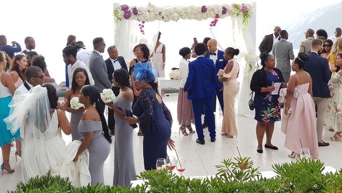 Destination Wedding in Santorini by Designer Wedding Planner - 035