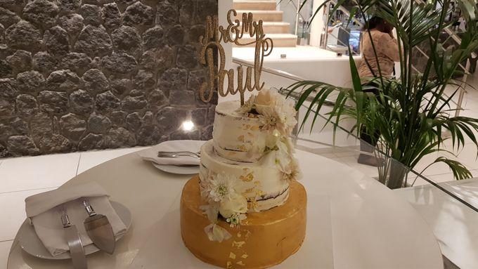 Destination Wedding in Santorini by Designer Wedding Planner - 037