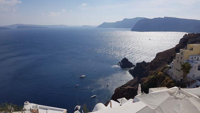 Destination Wedding in Santorini by Designer Wedding Planner - 027