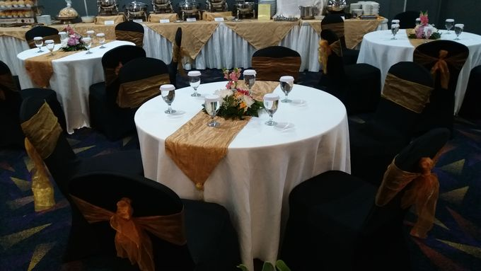 The wedding of Dewi & Robby by PUSPA CATERING - 004