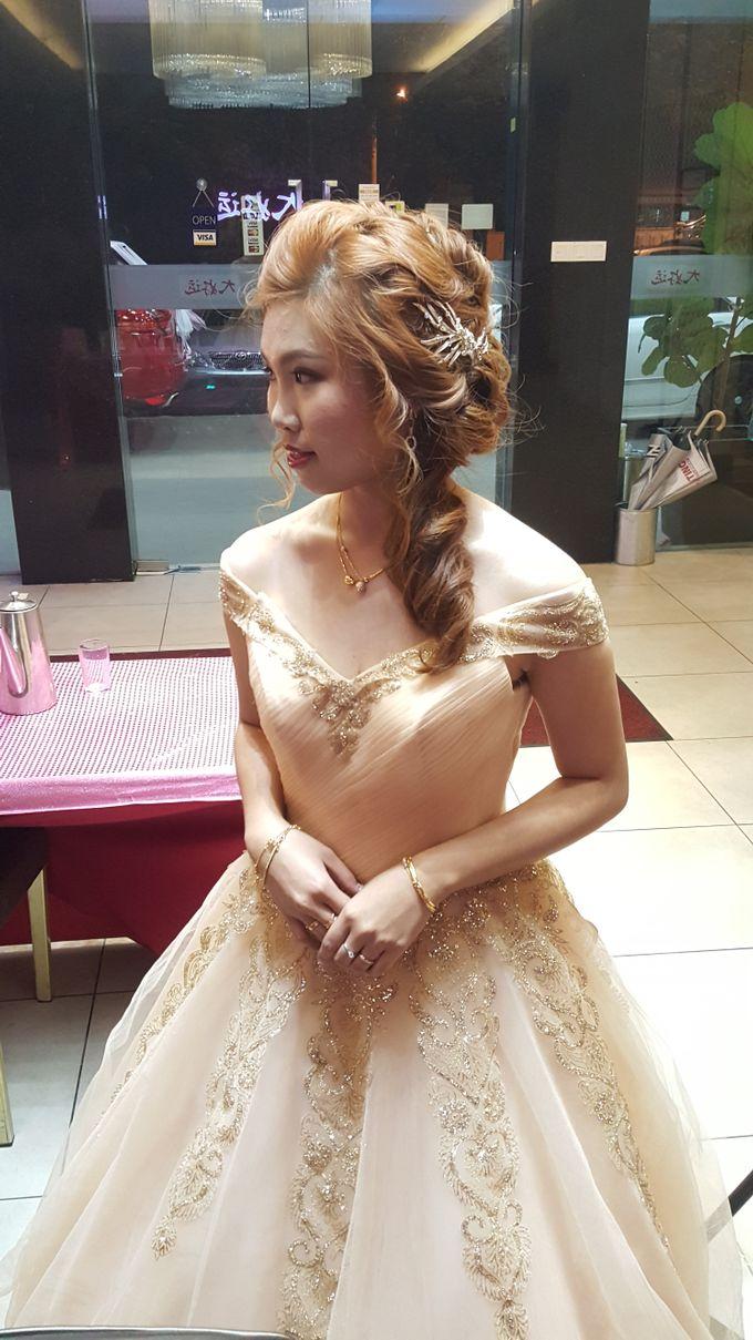 ALLY CHOONG BRIDAL MAKE UP & HAIR STYLING by Ally Choong . Make Over - 037